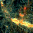 3-D simulations and NASA supercomputer advance research of the origin of stars