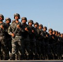 China has sent 60,000 soldiers to plant trees