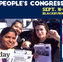 Trans Lifeline Supports the People's Congress of Resistance