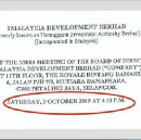 Furious 1MDB Board Demanded Back Jho Low's US$700 Million Five Days After JV Was Signed!