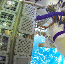 Cyanobacteria: The first seed of space colonization