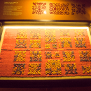 Weaving the roots of Pre-Columbian Textile Art legacy.