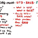 Implementing A Second Brain in Emacs and Org-Mode