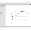 Making Granite a Better Library