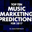 10 Music Marketing Predictions for 2017