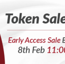 Rock Token Public Sale Update — Day 2, 8th February 2018