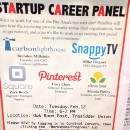 Startup Career Panel