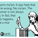 Is the Customer Always Right? Not a Chance.