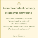 Content Strategy — 4 Focus Areas of a Strategist