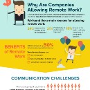 Infographic: Should Your Company Allow Remote Work?