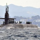 In 2010, the U.S. Navy Surfaced Three Missiles Subs as a Warning to China