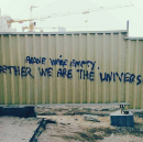 Alone we are empty. Together we are the universe.