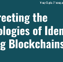 A Blockchain Solution For Identity?