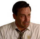 Don Draper applies for a job in 2013