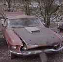 This Abandoned 1969 Mustang Mach 1 Didn't Deserve To Rot