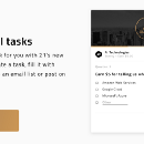 Organize paid crowdsourcing with social tasks