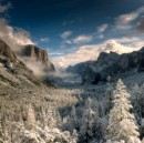America's 20 prettiest national parks in winter