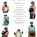Babywearing: Advantages Positions and Choice of Carrier