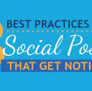 8 Best Practices for Social Posts That Get Noticed (in 2017)