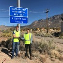 How I Adopted A Highway in New Mexico with My Best Friend
