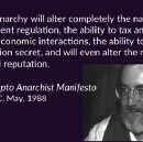 A Hundred Years of Crypto Anarchy