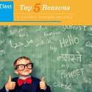 5 Reasons To Learn A Foreign Language