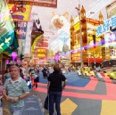 What does it mean to be a location-based augmented reality app?
