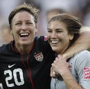 One Last Goodbye To My Friend Abby Wambach