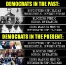 Dixiecrats, the keepers of Jim Crow.