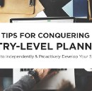 7 Tips for Aspiring Planners to Conquer the Catch-22 of Entry-Level Work Experience