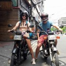 Vietnam Motorbike Adventures with Millie and Lightning McQueen