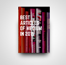 Best Articles of Medium in 2015 Related to Design Free Ebook is Released