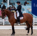 KYMBERLY PULLEN: A Rising Star in Dressage Wins with Integrity