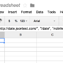 How to import  JSON data into Google Spreadsheets in less than 5 minutes