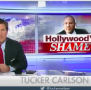I watched the first 34 minutes of Tucker Carlson last night.