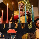 """Kwanzaa: An African American and Pan-African Holiday """"Celebrating 25 years at Morgan State…"""