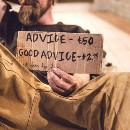 Advice is worthless, except when it's not