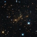 One Galaxy Cluster, Through Hubble's Eyes, Can Show Us The Entire Universe