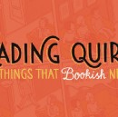 Reading Quirks (#01 — #03)