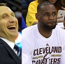 Cavs Ex-Coach Blatt Probably Laughing as LeBron's Un-Coached Cavs Fall to Warriors Who Use Heat's…