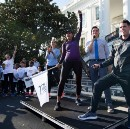Ready. Set. GO!: The First Lady's first-ever White House Fun Run