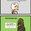 It's been a hard year, so let's check in with the Star Wars Gang for some uplifting messages.