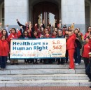 Nurses and the patients of California vs. Sellout Legislators and the Health Insurance Industry