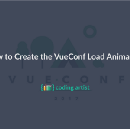 How to Create the VueConf Load Animation (While Learning About Vue.js and SVGs in the Process)