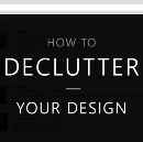 How to Declutter your Design