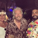 Notes from Sir Richard Branson's island