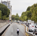 Bicycles and bans are reshaping Paris
