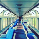 Stories from the Train: The Woman with the Agate Bolo Tie