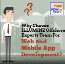 Reasons Behind Selecting ILLUMINZ For Web and Mobile App Development