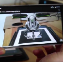Using 3D models with AR.js and A-Frame